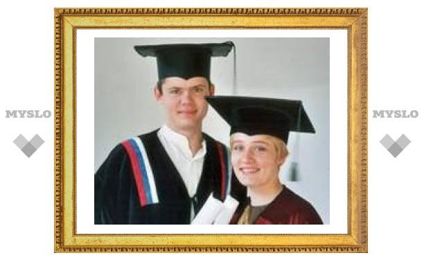 В Туле наградили лучших выпускников
