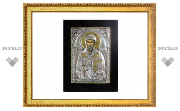 В Тулу привезут мощи Святого Спиридона
