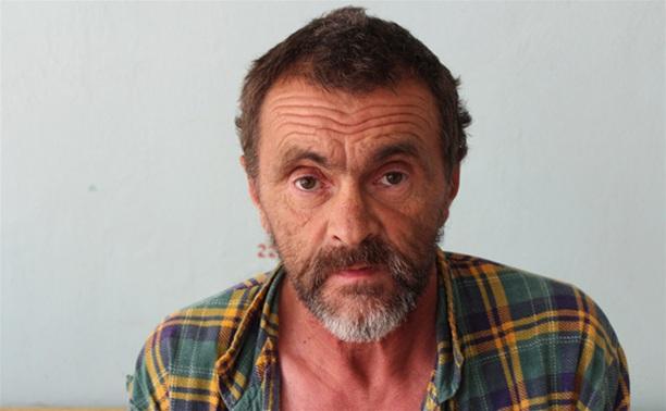 В новомосковскую больницу попал неизвестный мужчина