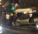 Напротив «Гиперспара» в Криволучье столкнулись три автомобиля