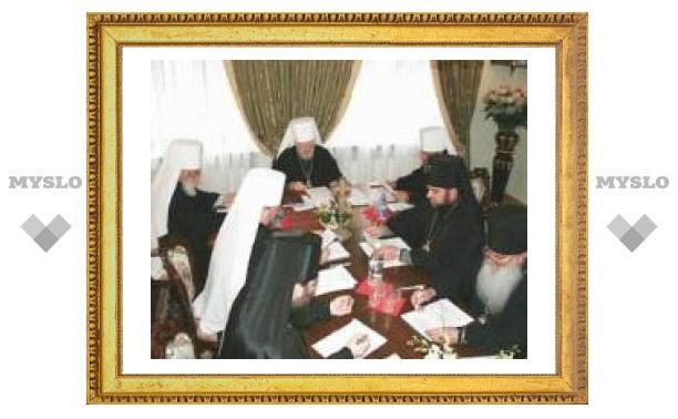Синод Украинской православной церкви осудил деятельность сторонников епископа Диомида