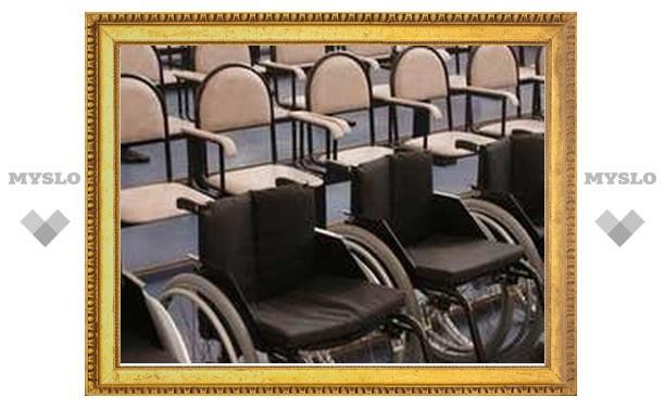 Под Тулой в интернате для инвалидов не хватает транспорта