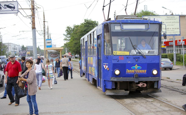 Тулячка предложила заменить трамваи на троллейбусы