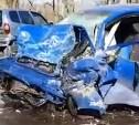 В Новомосковске в массовом ДТП погибли два человека