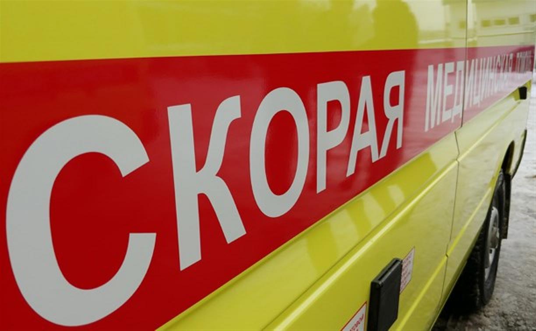 Житель Ефремова, выпавший с балкона с сигаретой, умер в больнице