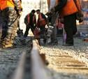 В мае в Туле начался ремонт дорог и трамвайных путей