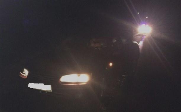 На М2 «Тойота» насмерть сбила мужчину