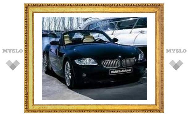 BMW представляет первые официальные фотографии нового Z4 Roadster