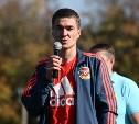 Виктор Булатов: «Футбол помогает людям не наделать глупостей»