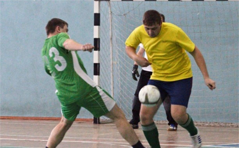 В Лиге любителей футбола прошли очередные матчи