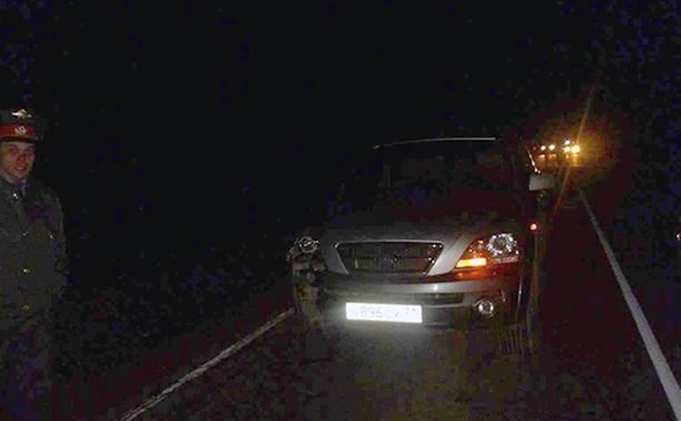В Тульской области насмерть сбили велосипедиста