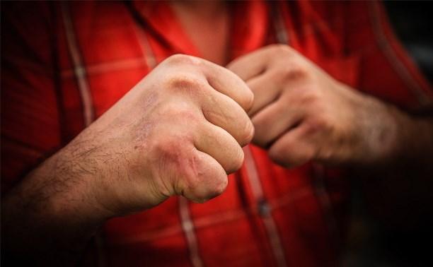 Житель Новомосковска до смерти избил слепого инвалида