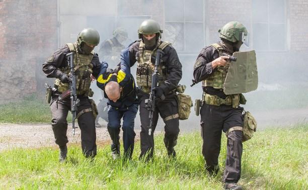 На Косогорском заводе в Туле обезвредили «террористов»