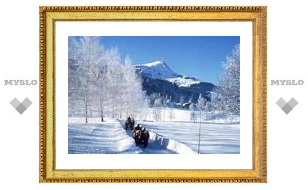 Австрийские горнолыжные курорты ввели ограничение на туристов из России