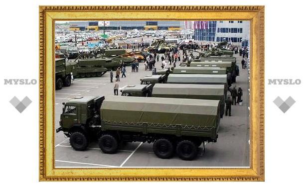 Владимир Груздев обсудил вопрос развития тульской оборонной промышленности