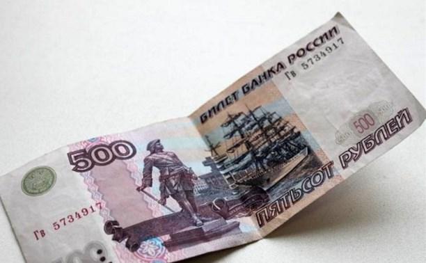 В Алексине пьяный иностранец пытался подкупить полицейского