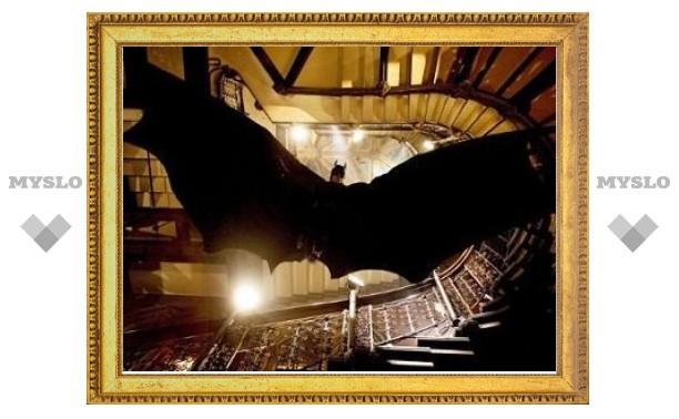 Начались съемки нового фильма о Бэтмене