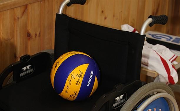 У тульских паралимпийцев появится свой тренировочный комплекс