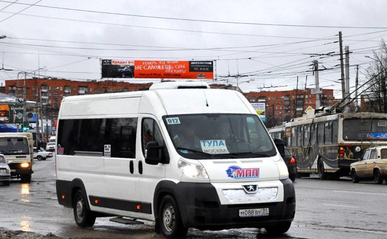 Из Московской области в Тулу запустят дополнительные автобусы