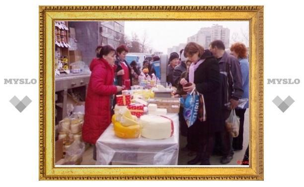 Туляков приглашают на ярмарку