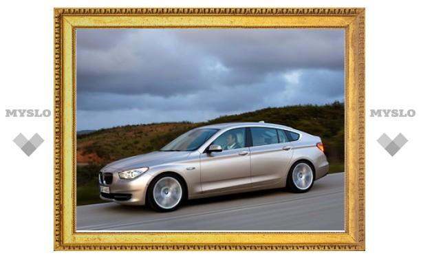 Компания BMW объявила российские цены на 5-Series Gran Turismo