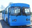 Подросток выбил стёкла в троллейбусе на набережной Упы