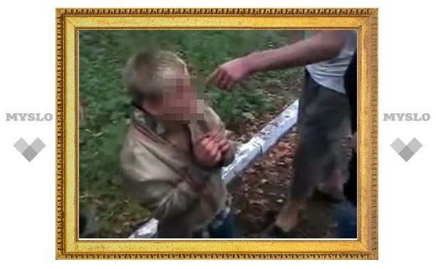 СК РФ расценил действия в ролике с избиением ребенка под Тулой как покушение на убийство