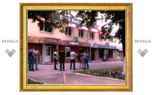 В Туле арестован сотрудник СОБРа, после драки с которым погиб человек