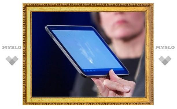 Представлен прототип планшета Motorola