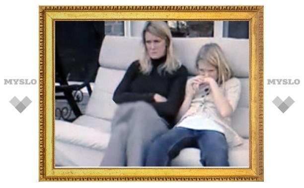 В США девочка, переболевшая простудой, не может прекратить чихать