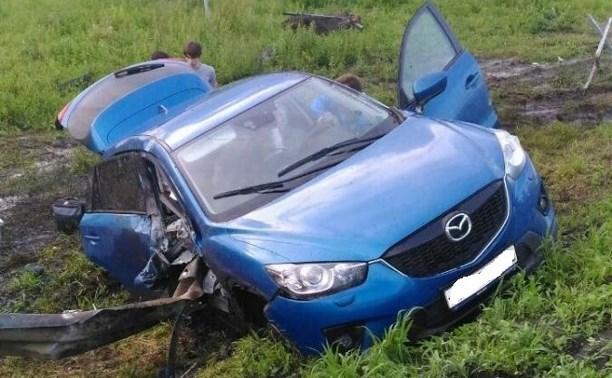 За полгода на тульских дорогах в ДТП пострадали более тысячи человек