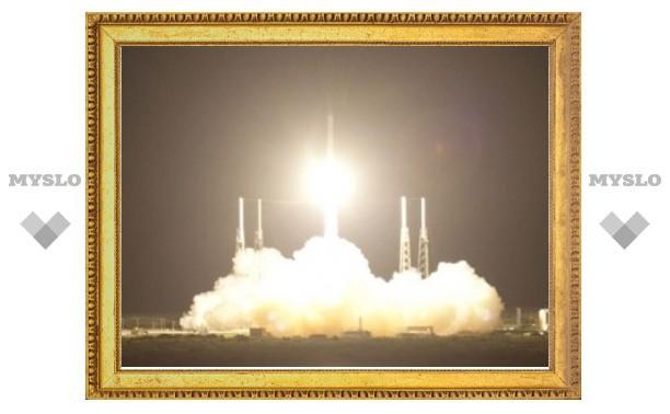Ракета-носитель Falcon 9 не смогла вывести спутник на орбиту