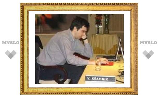 Владимир Крамник выиграл шахматный супертурнир в Монако