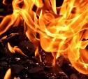 Житель щекинской деревни сжег автоприцеп соседа