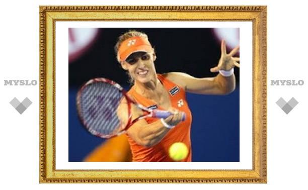Дементьева не пробилась в финал Australian Open