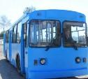 Троллейбус с набережной Упы увезли на зимовку в депо