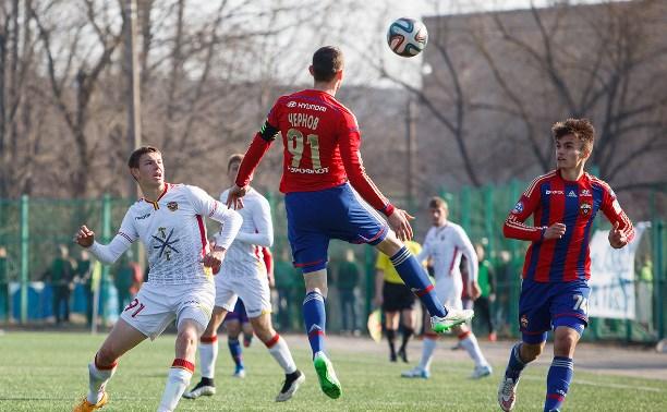 Молодёжные составы «Арсенала» и ЦСКА разошлись миром