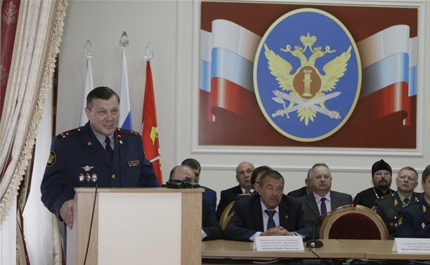 На нового начальника регионального УФСИН возлагают большие надежды
