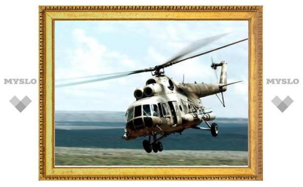 СКП завел дело по факту крушения вертолета Ми-8 на Сахалине