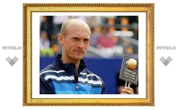 Давыденко выиграл теннисный турнир в Варшаве, Кириленко победила в Барселоне