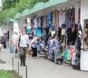 Предпринимателям с ул. Фрунзе предоставили более 500 свободных торговых мест в Туле