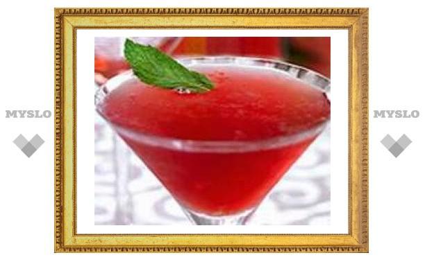 Сочетание со спиртным делает ягоды еще полезнее