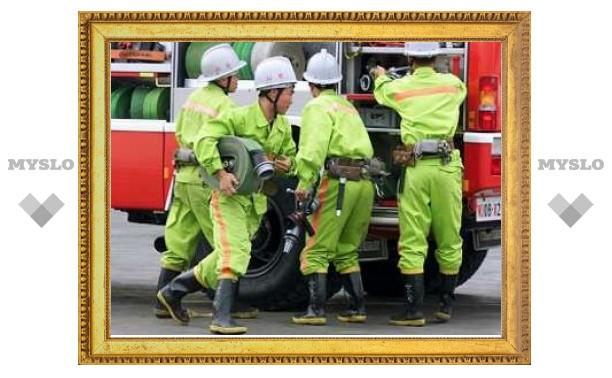 В результате взрыва на химзаводе в Китае пострадали 108 человек