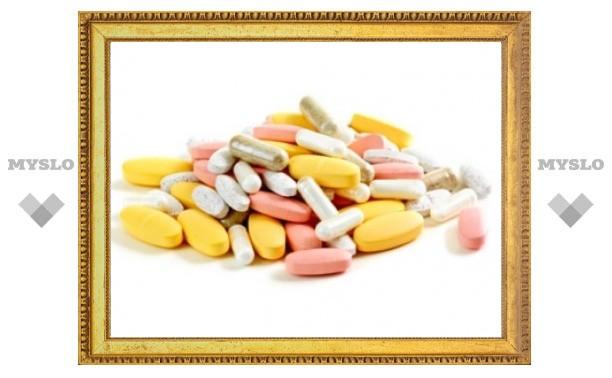 Россия снизит пошлины на импортные лекарства