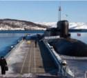 Атомная подлодка «Тула» успешно произвела запуск баллистической ракеты