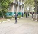 Тульские полицейские устроили для школьников военно-патриотическую игру «Путь партизана»