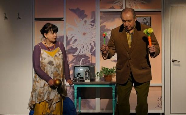 В Тульском театре драмы в последний раз покажут «Рок-н-ролл на закате»