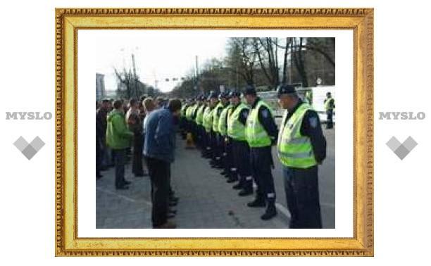 Русскоязычные полицейские в Эстонии начали увольняться