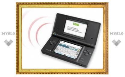 В России начались продажи консоли DSi