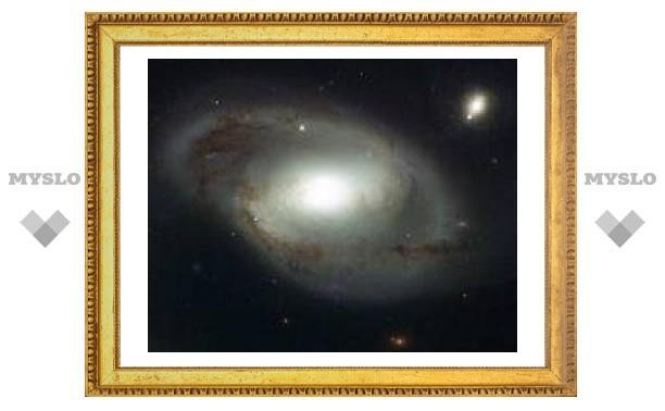 Квазар эволюционировал на глазах у астрономов